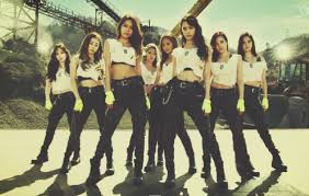 girls generation catch